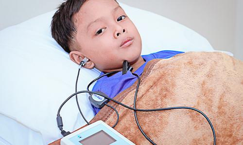 teknologi oto accoustic emission (OAE) Primaya Hospital