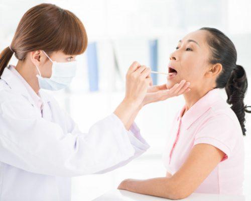 Sakit Amandel penyakit amandel