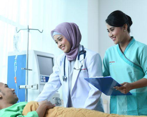 day3_AWALBROS_7004, latihan fisik pasien gagal ginjal, rumah sakit awal bros, kapan harus mulai cuci darah