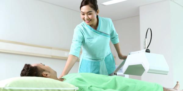 Pusat Layanan Trauma, rumah sakit awal bros, rumah sakit trauma, fisioterapi