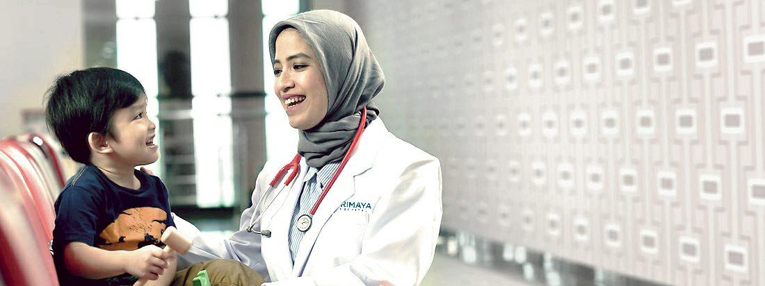 imunisasi anak, rumah sakit primaya
