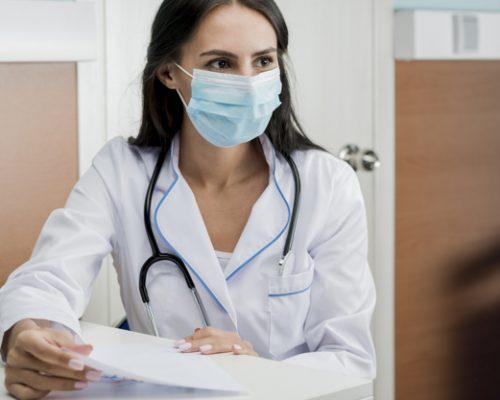 cara menggunakan masker yang benar, rumah sakit awal bros bekasi barat, rs awal bros bekasi barat