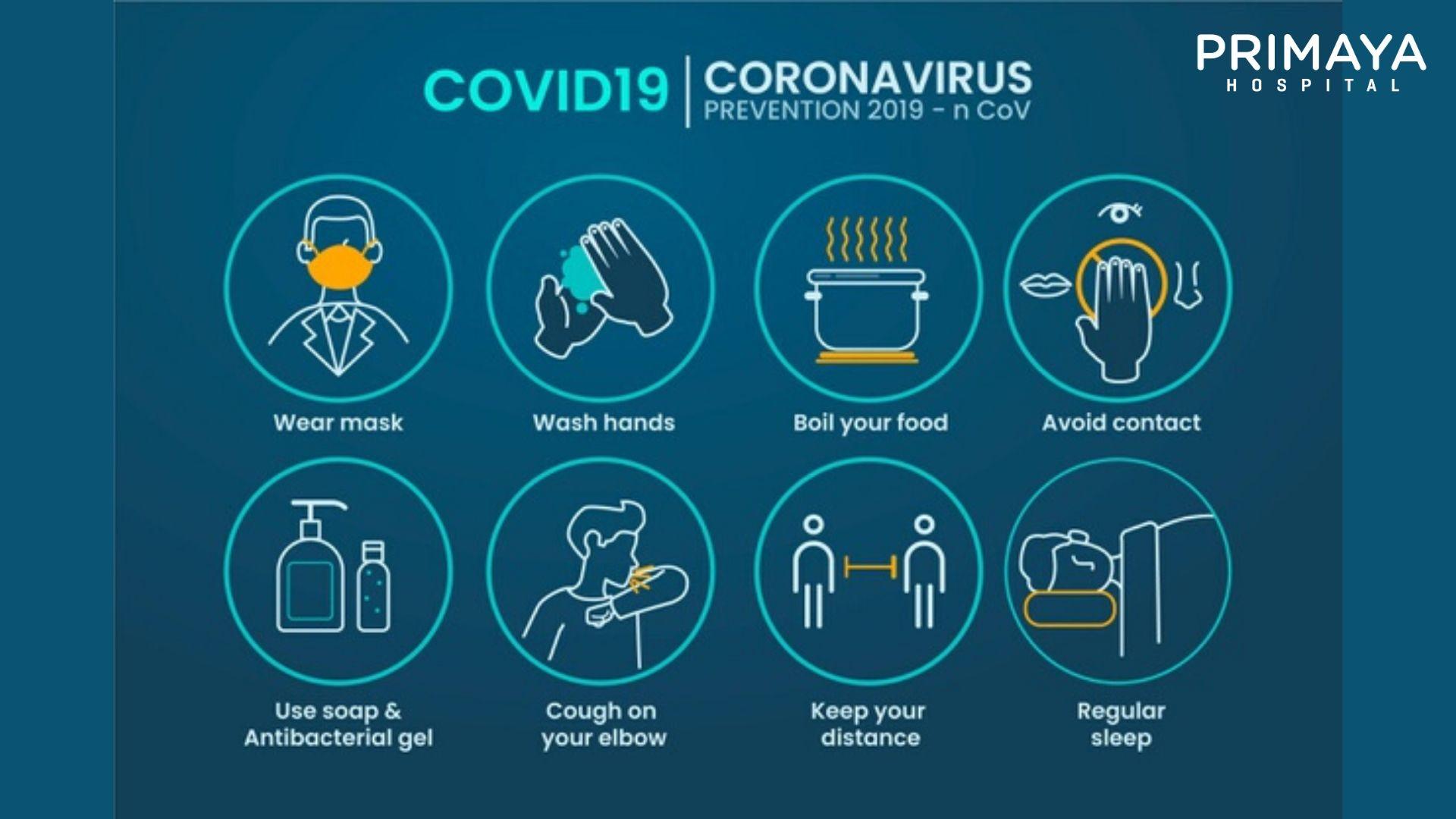 20 Mitos dan Fakta Virus Corona Wajib Kamu Tahu