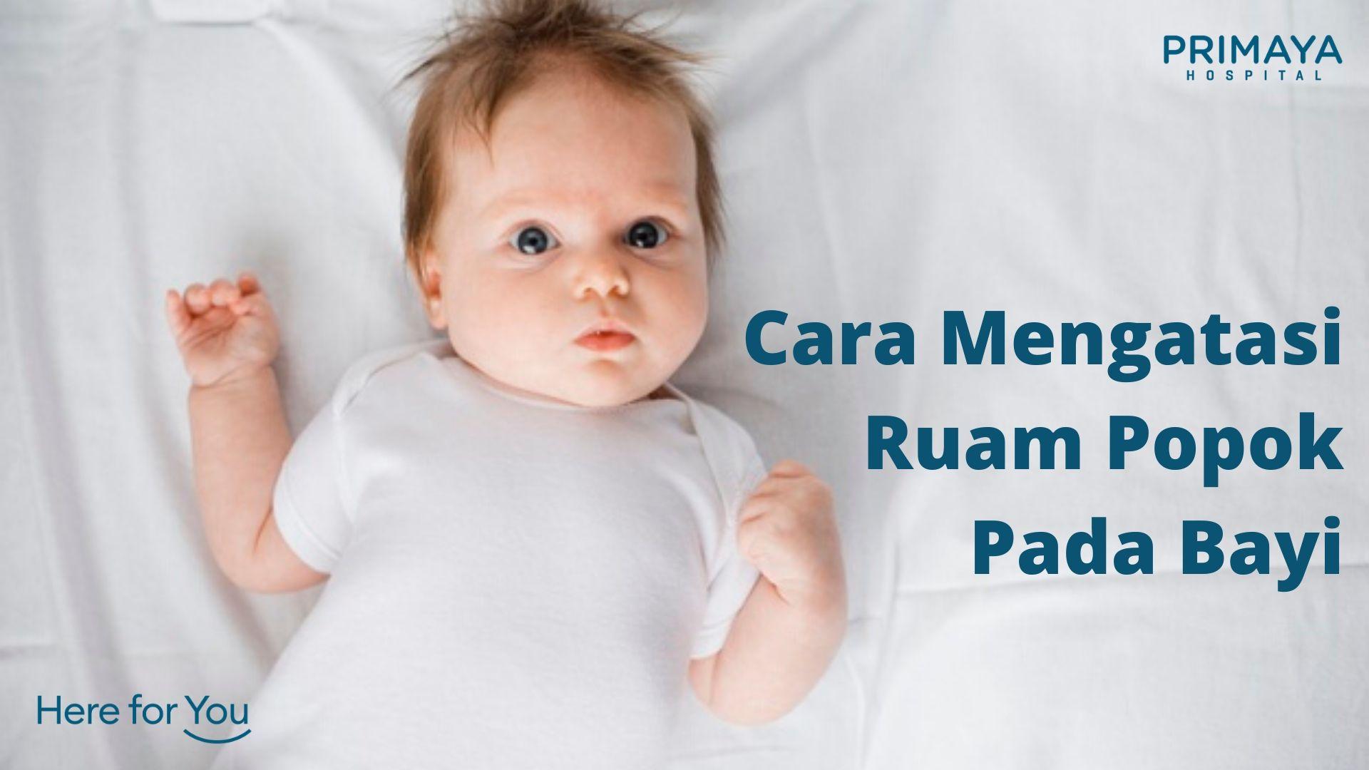Seputar Ruam Popok Pada Bayi dan Anak