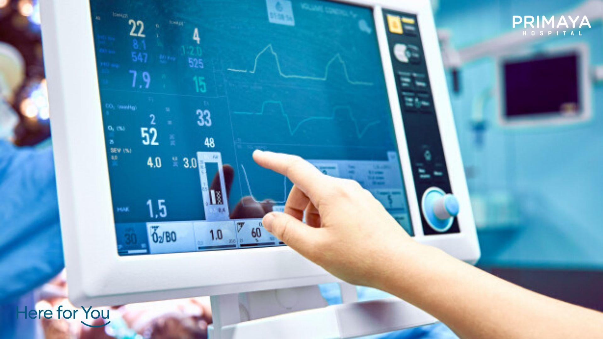 Elektrokardiogram, EKG Jantung, Tes EKG