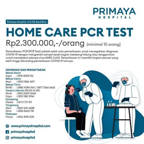 Home care PCR Test