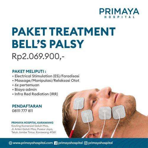 Paket Treatment Bell's Palsy