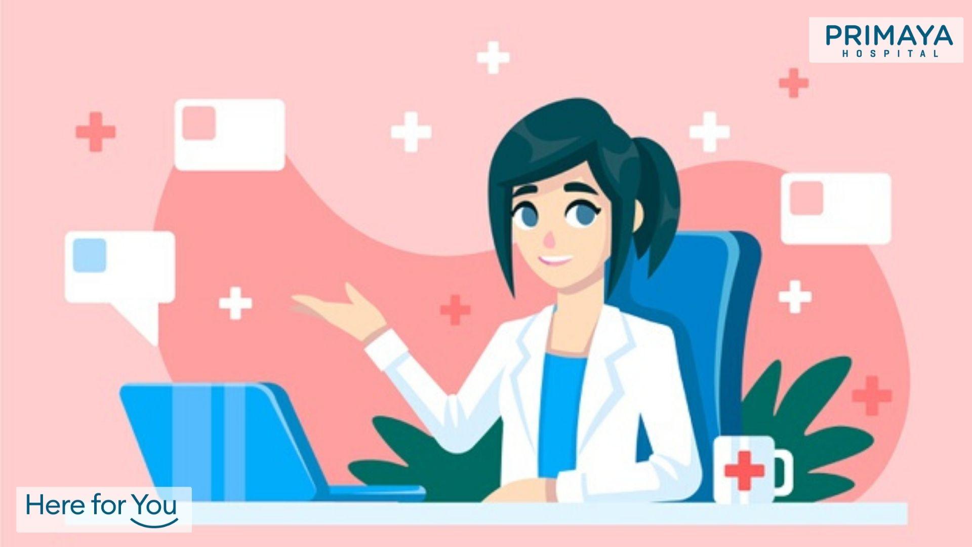 Jenis-jenis Penyakit Apa Saja yang Bisa Dikonsultasikan secara Online