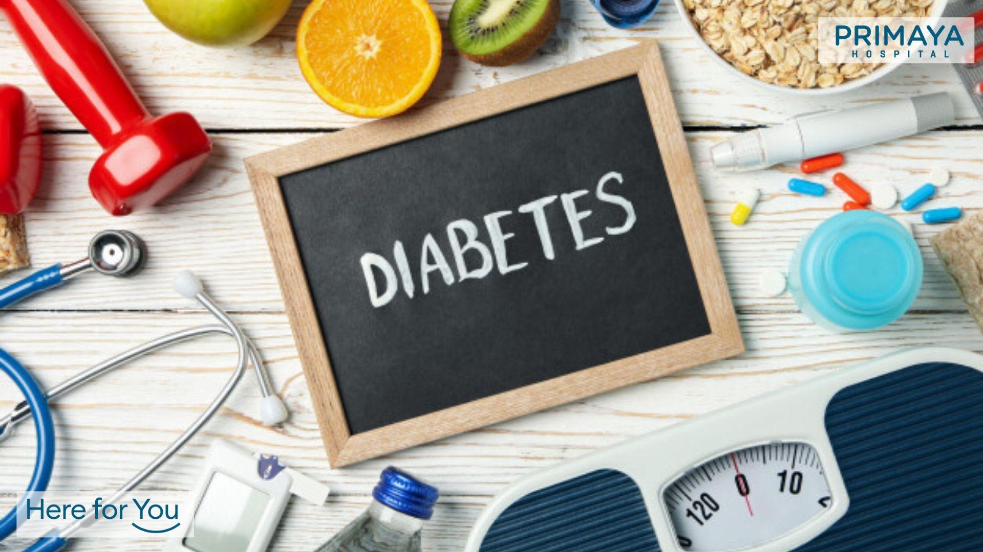 Potensi Seseorang Terkena Diabetes Dan Dampak Komplikasi Pada Penyakit Lainnya