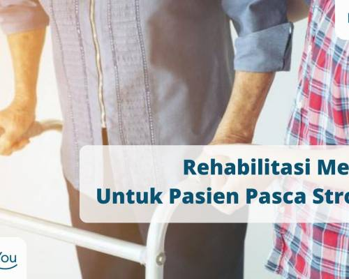Rehabilitasi Medik Untuk Pasien Pasca Stroke