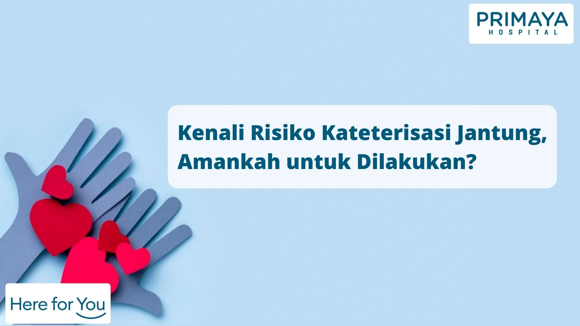 Kenali Risiko Kateterisasi Jantung, Amankah untuk Dilakukan_