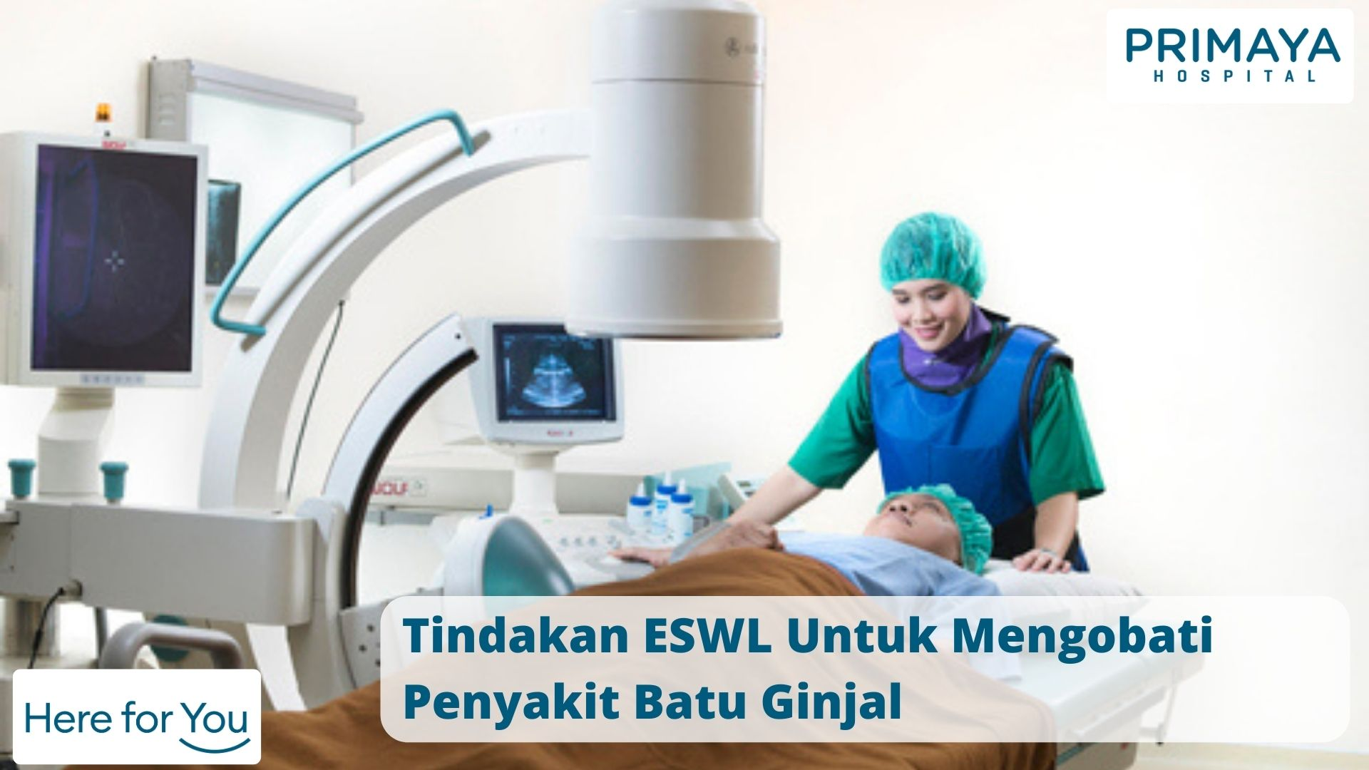 Tindakan ESWL Untuk Mengobati Penyakit Batu Ginjal