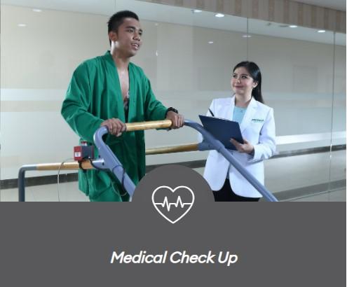 medical check up jantung