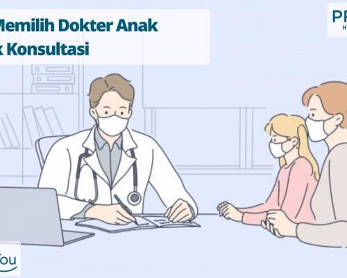 Tips Konsultasi Dokter Anak