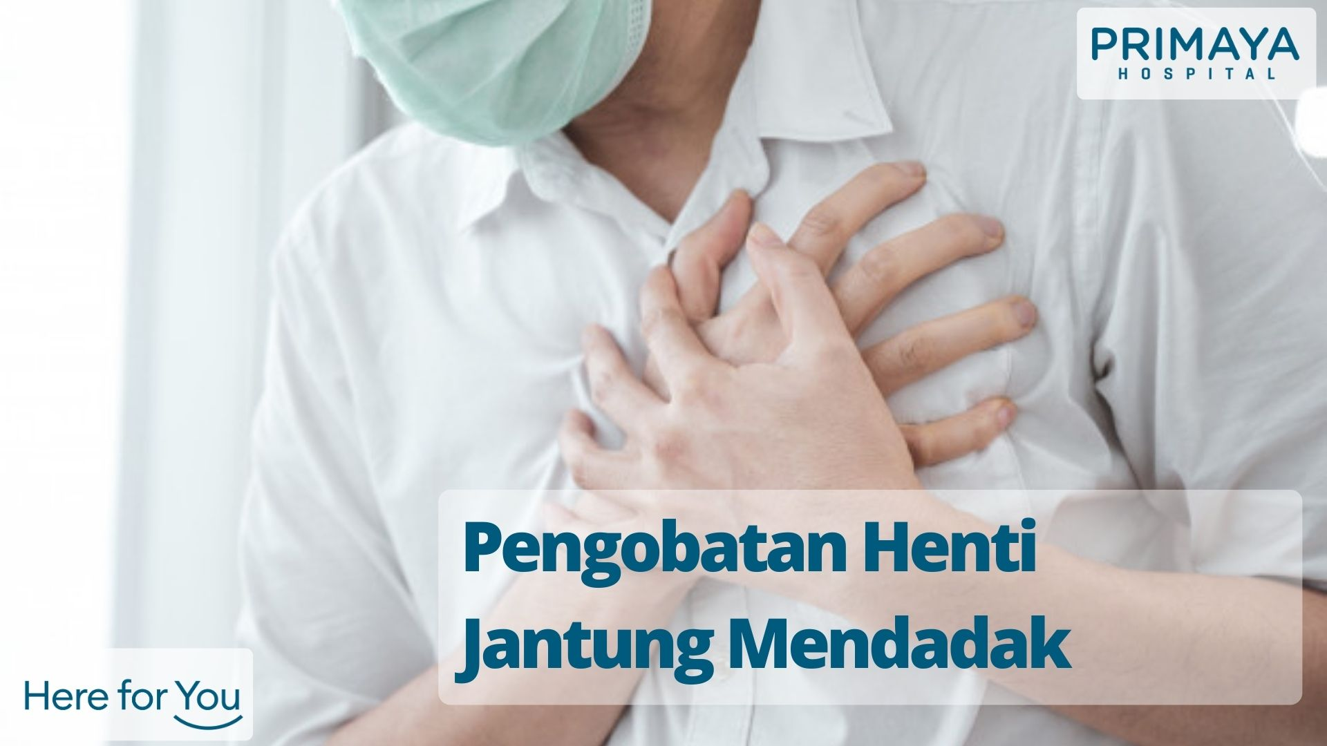 Pengobatan Henti Jantung Mendadak