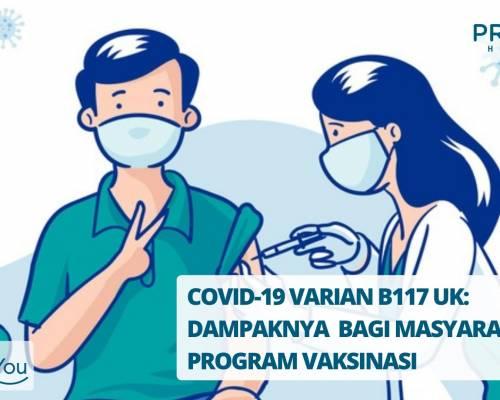 COVID-19 VARIAN B117 UK_ DAMPAKNYA BAGI MASYARAKAT & PROGRAM VAKSINASI