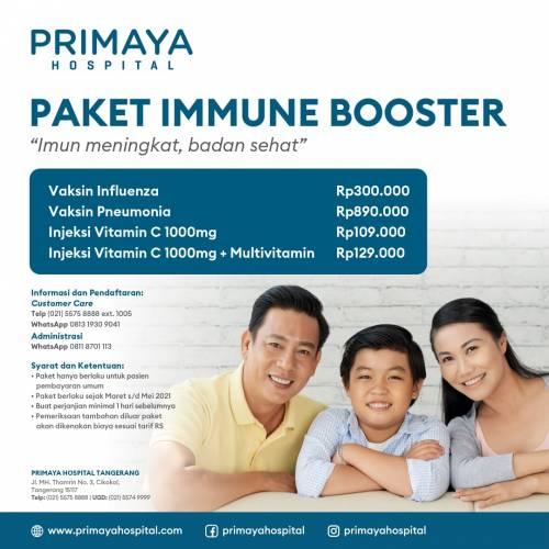 Paket Immune Booster