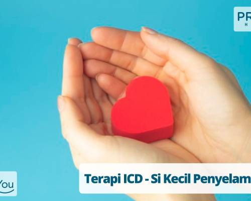 Terapi ICD - Si Kecil Penyelamat Jiwa