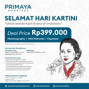 Promo Hari Kartini Primaya Hospital