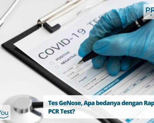 Tes GeNose, Apa bedanya dengan Rapid dan PCR Test_