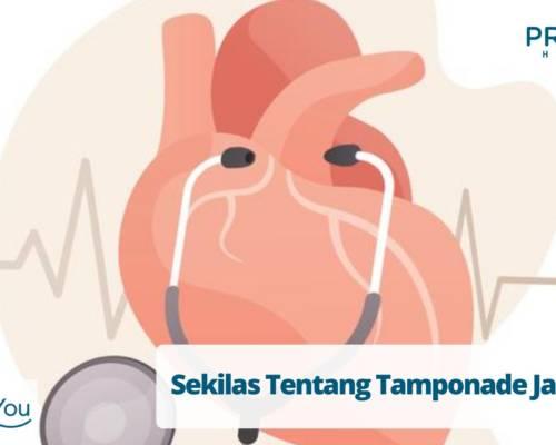 Sekilas Tentang Tamponade Jantung