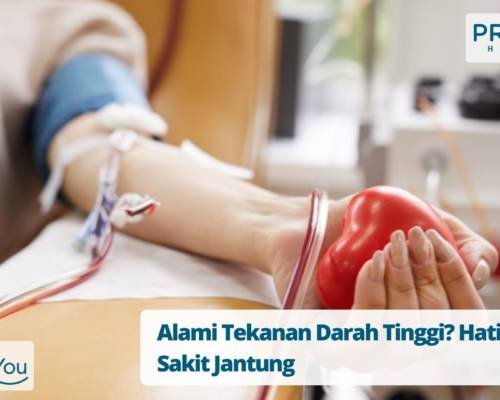 Hipertensi Alami Tekanan Darah Tinggi Hati-Hati Sakit Jantung