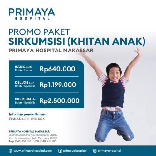 Promo Khitan Anak Makassar