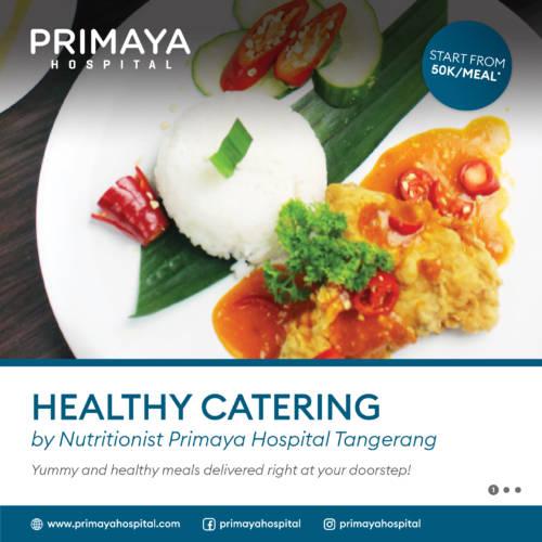 Healthy Catering by Nutritionist Primaya Hospital Tangerang