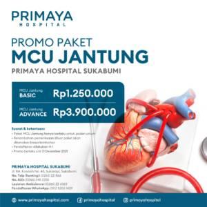 Paket MCU Jantung Sukabumi