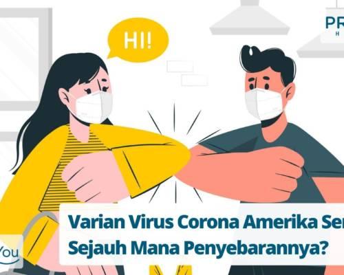 Varian Virus Corona Amerika Serikat, Sejauh Mana Penyebarannya